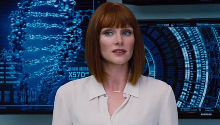 "Not to be confused with her brunette doppleganger in ""Ant Man"""