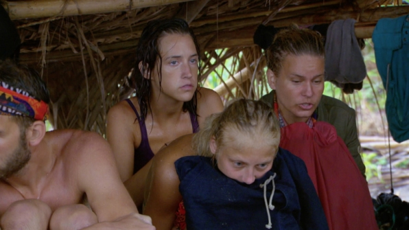 Survivor Cambodia Kelley, Ciara and Abi
