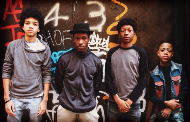 The Get Down Casting Shot