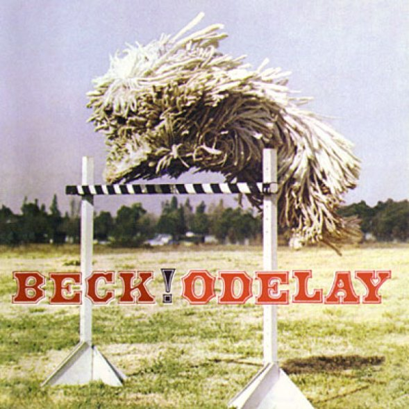 BECK - ODELAY 1996 ALTERNATIVE ROCK CD