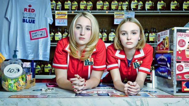 Yoga Hosers Harley Quinn Smith Lily Rose Depp