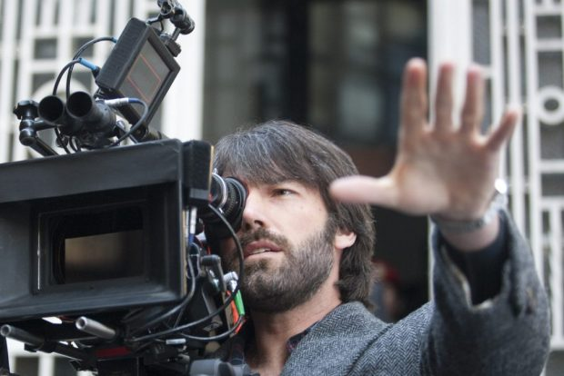 """Director BEN AFFLECK on the set of """"ARGO,"""" a presentation of Warner Bros. Pictures in association with GK Films, to be distributed by Warner Bros. Pictures."""