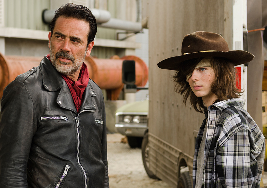 "TV Review: AMC's The Walking Dead 7x07, ""Sing Me A Song"""