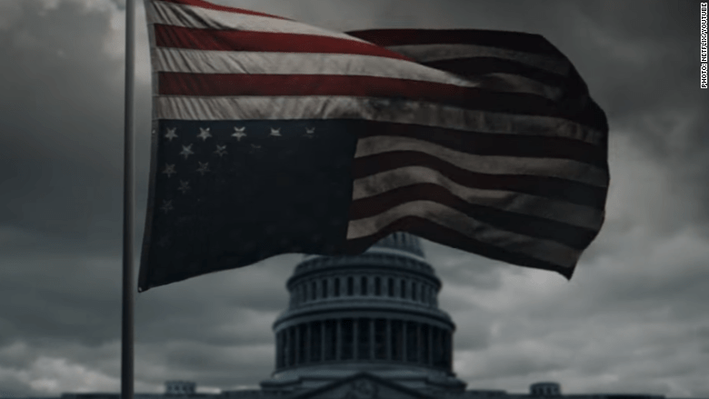 House of Cards Teaser Released
