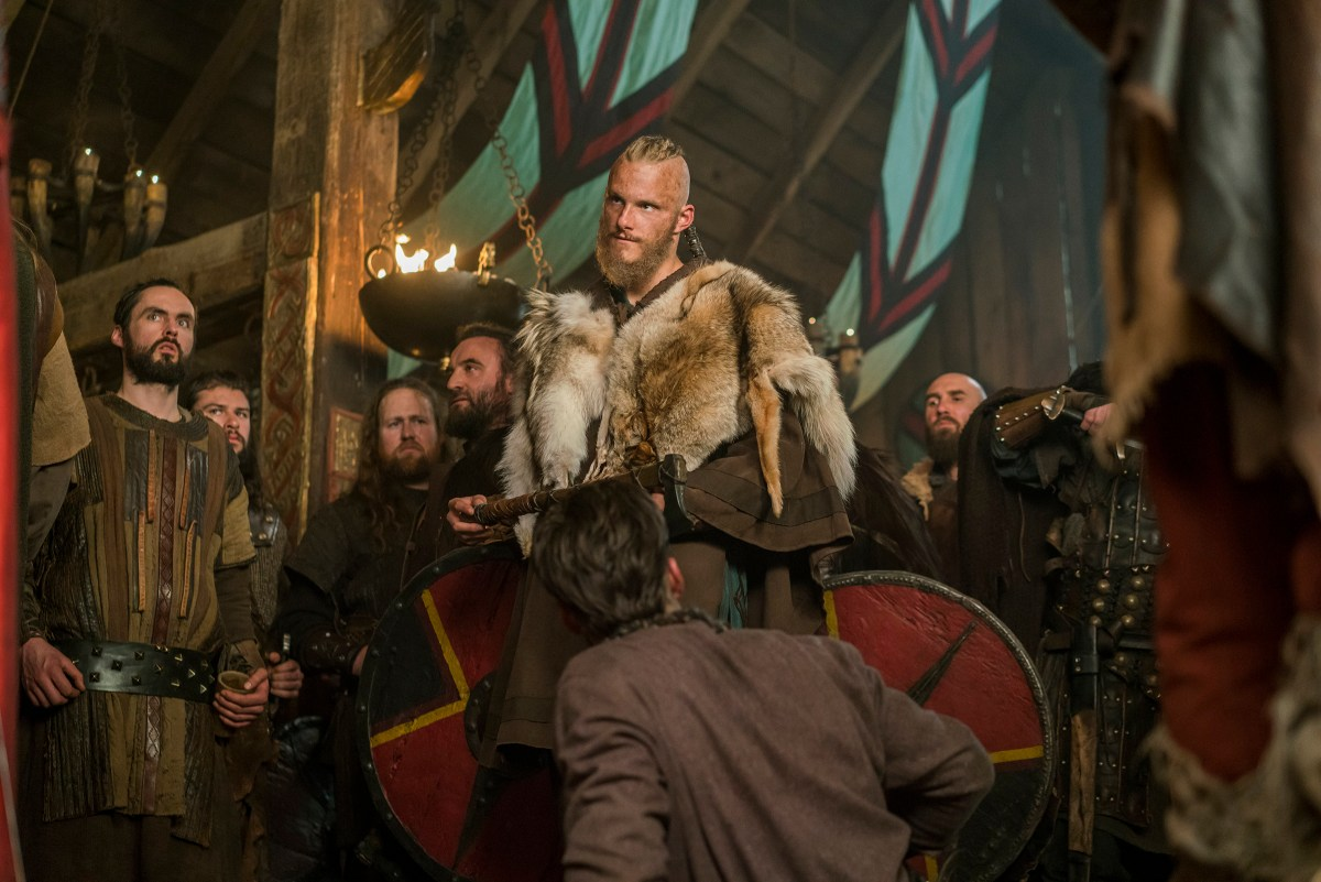 "TV Review: Vikings 4x17 ""The Great Army"""