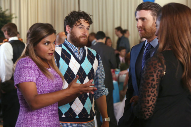 "TV Review: The Mindy Project 5x09 ""The Bat Mitzvah"""