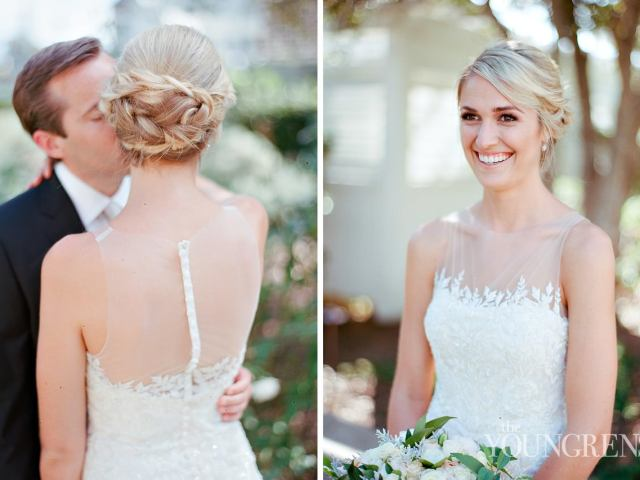 the great wedding hair debate should you wear your hair up or down