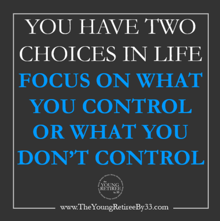 What You Control