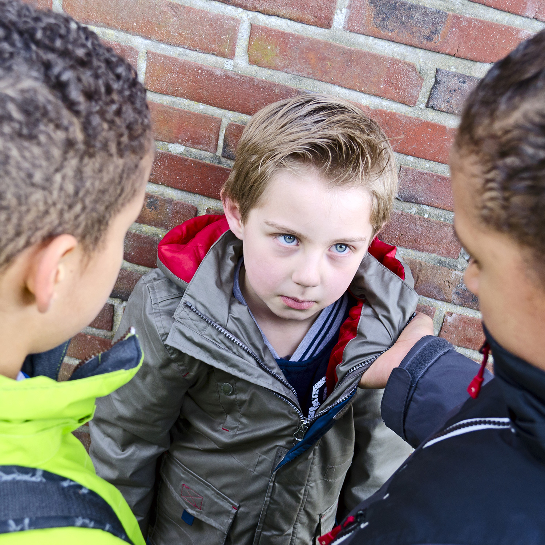 Teaching Anti Bully Classes At School