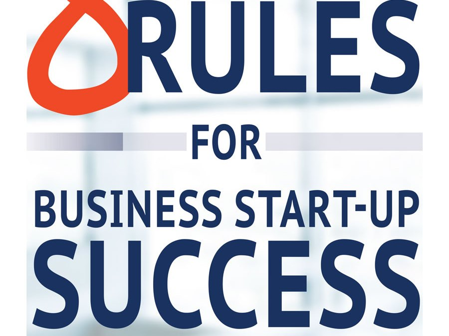 Unbreakable Rules For Business Start-Up Success WORKBOOK