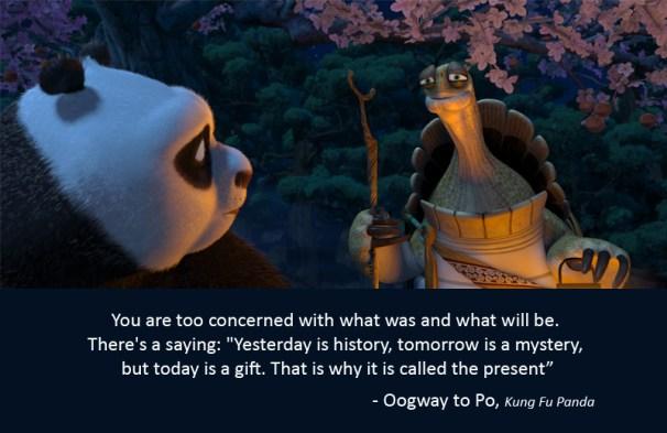 Resultado de imagen de kung fu panda today is a