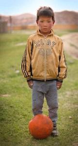 Mongol Boy