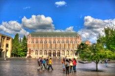 University of Washington Campus.