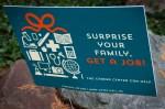 UW career center signage