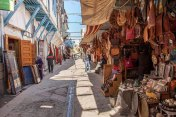 Rabat, Morocco Market.