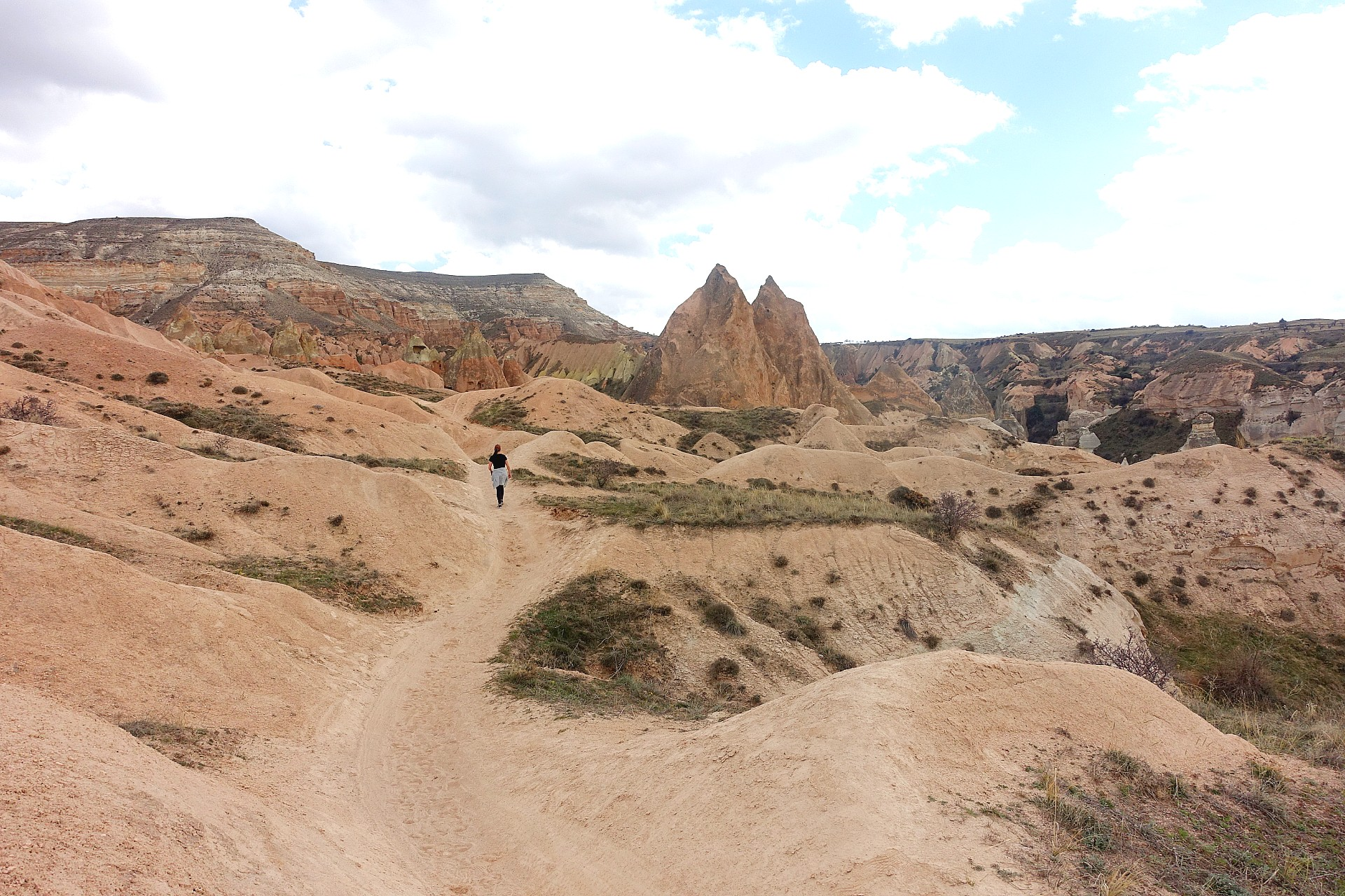 The Absolute Best Hike in Cappadocia - The Yuppie Hipster