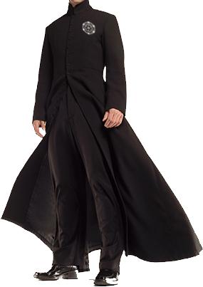 Priest Cassock Fashion Shoes