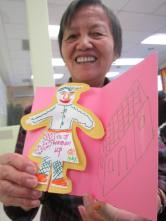 2014: Paper Doll Project, Part II,w. Central Neighbourhood House