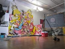 2014: Soxamaphone, BizMedia Studios (for Huely Socks)