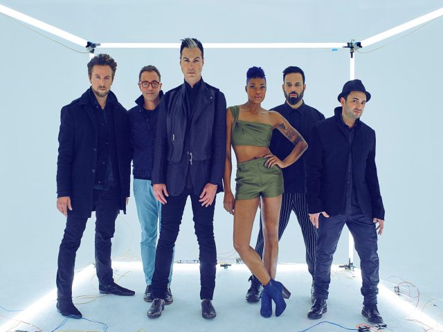 Fitz and the Tantrums' neverending, 'very sexy' summer of barbecue, handclaps and 'funness'