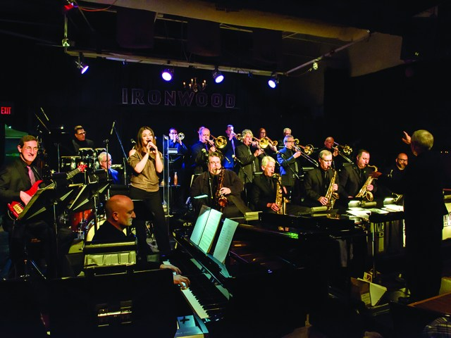 Calgary institution the Prime Time Big Band keep the music alive with Live at the Ironwood album release