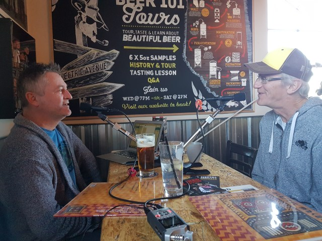 Scene In the Wild Podcask: Episode No. 10, Calgary singer-songwriter Tom Phillips