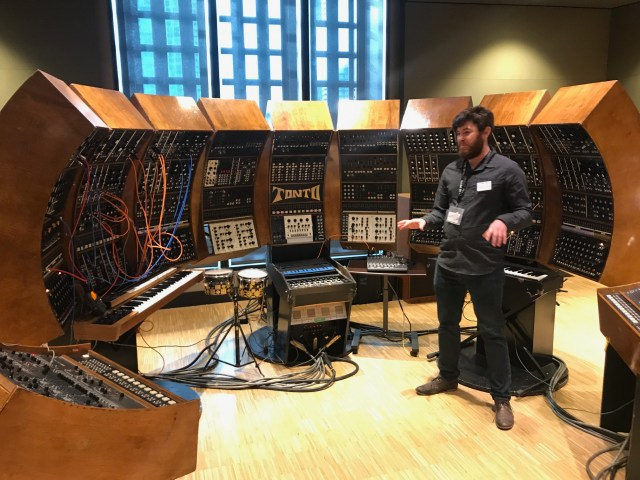 Studio Bell set to offer a glimpse behind the scenes of creativity with its new Backstage Pass Tours
