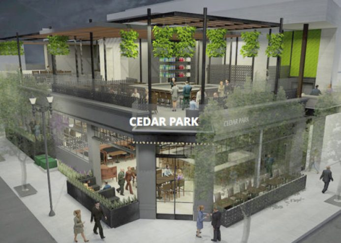New Development: Cedar Park Coming to Little Italy