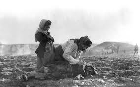 Armenian genocide family