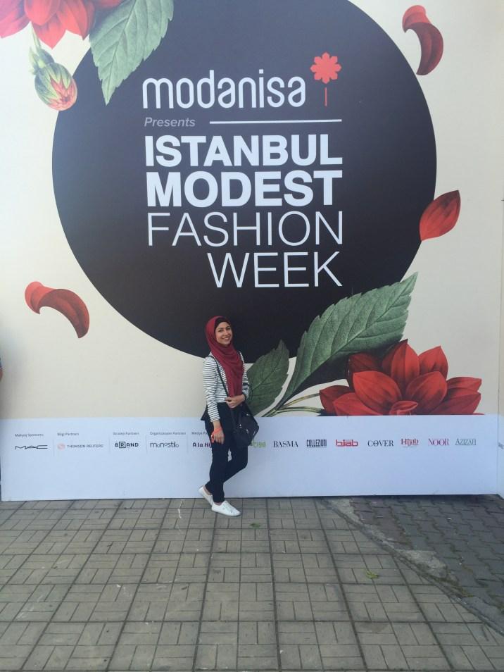 killing it in Fashion Week.