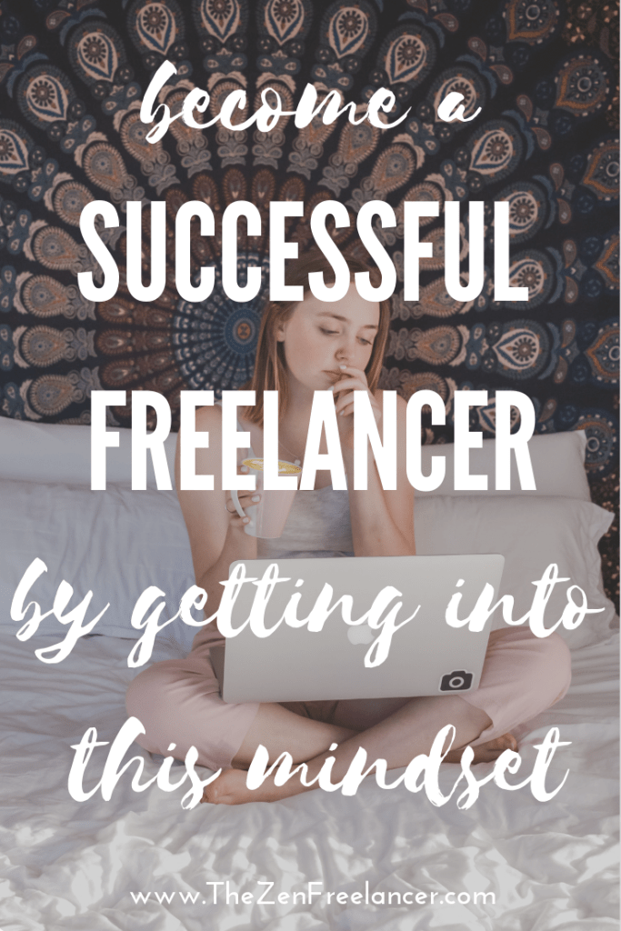 The life of a freelancer is a bliss! But why there are still people working in large corporations, with strict guidelines and schedules? Because freelancing is not for everyone and it requires the right freelance mindset.
