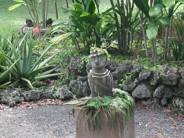 Buddha statue Hawaii