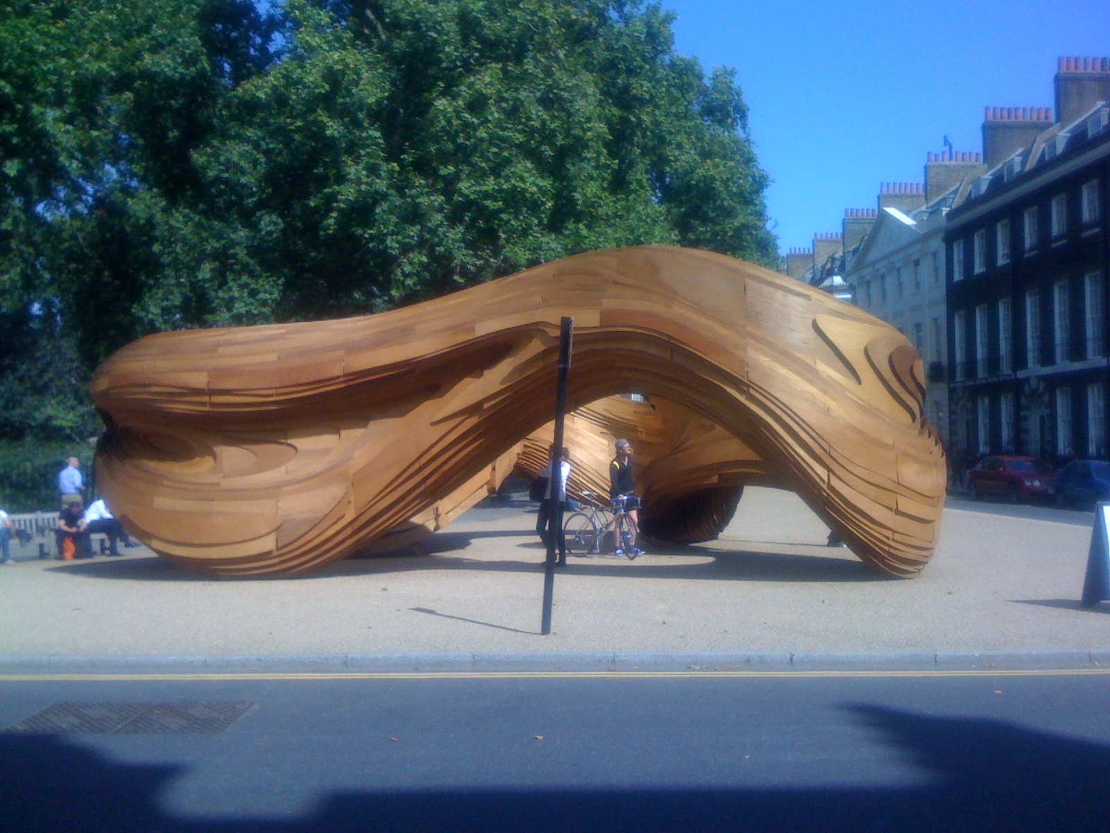 Driftwood on Bedford Square