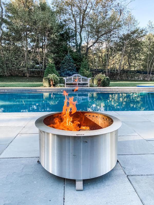Smokeless Fire Pit How Does It Work : smokeless, Smokeless, Backyard, Zhush