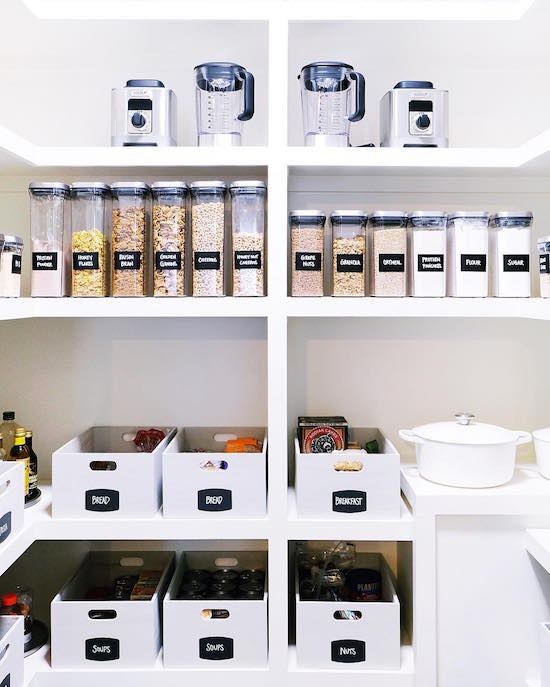 home organization inspiration new year
