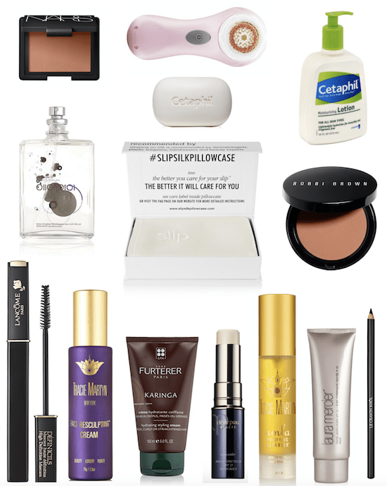 the best of timeless beauty favorite buys collage
