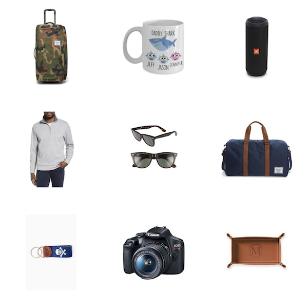 various ideas for the best Father's Day gifts