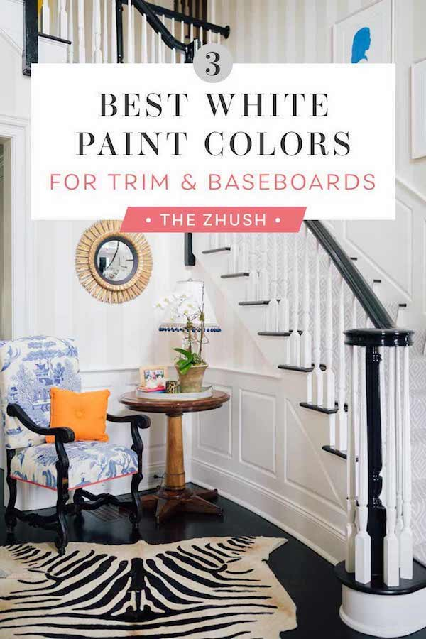 best white paints for trim