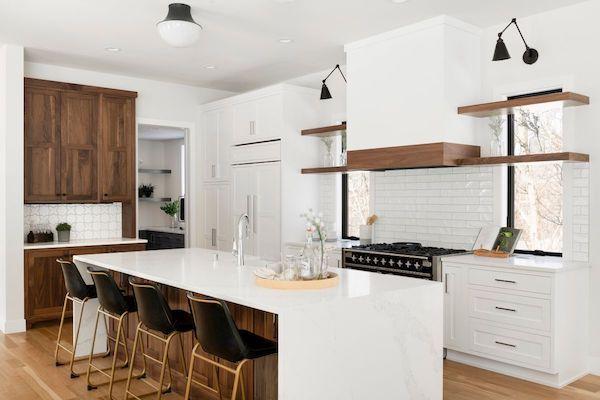 Five New Kitchen Trends For 2021 The Zhush Interior Design Blogger