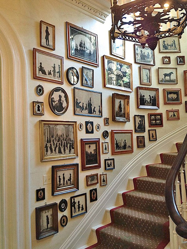 How To Decorate A Staircase Wall The Zhush Blog