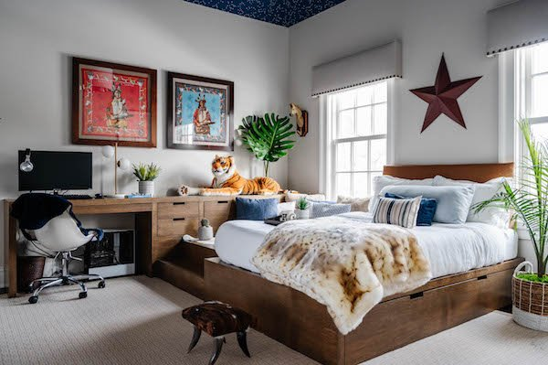Teenage Bedroom Ideas For Small Rooms Aka My Son S Room Reveal The Zhush