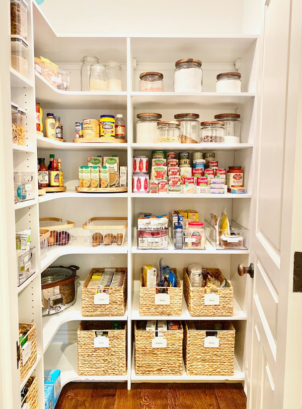 pantry organization ideas and top product picks
