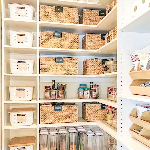 pantry storage ideas and best bins to buy