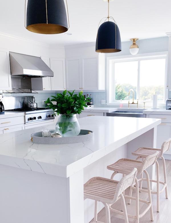 Kitchen Island Decor 7 Simple Tips The Zhush