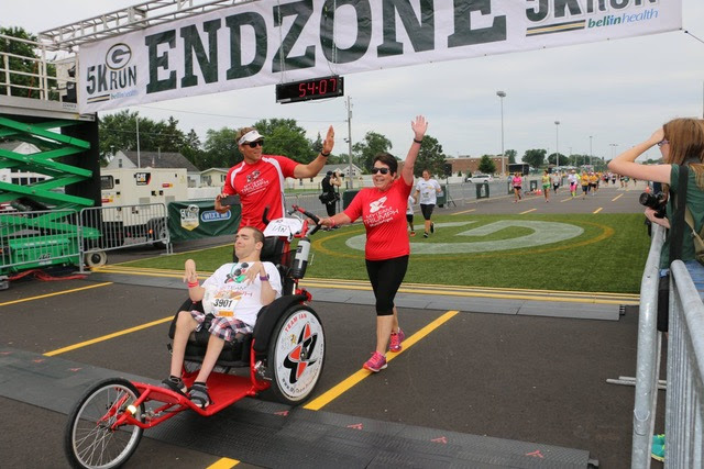 DIRT Christian Jensen formed a Chapter of myTEAM TRIUMPH and Changes the Lives of Differently-Abled Individuals Through Cycling