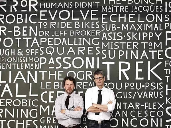Phil Cavell and partner founded cycle fit
