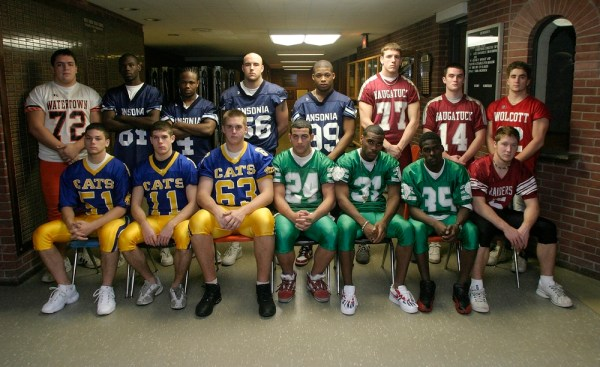 2003 All-NVL Defense (Republican-American archive photo)