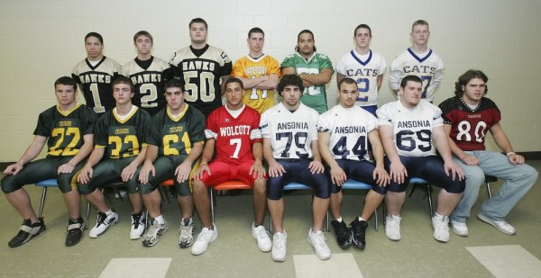 2005 All-NVL Offense (Republican-American archive photo)