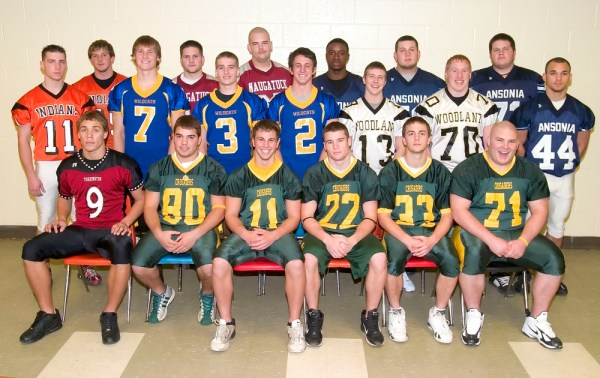 2006 All-NVL Offense (Republican-American archive photo)