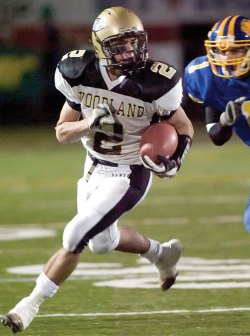 Woodland wide receiver Shane Republican-American archive photo)